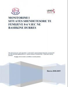 Monitorili i Situates Shendetesore te Femijet 0-6 vjec